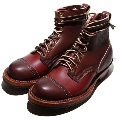 White Boot white s boots 6 quot brogue bounty shoe boots bounty boots and hunters
