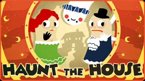 haunt the house free game haunt the house free flash game flipline studios
