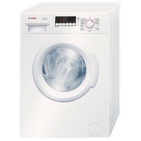 Waschmaschine Und Trockner übereinander Stellen 26 by Bosch Waschmaschine Wab28270 A Waschmaschinen