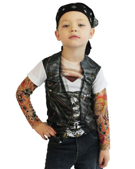 tattoo body suit costume 31 best fake tattoos images on pinterest biker costume