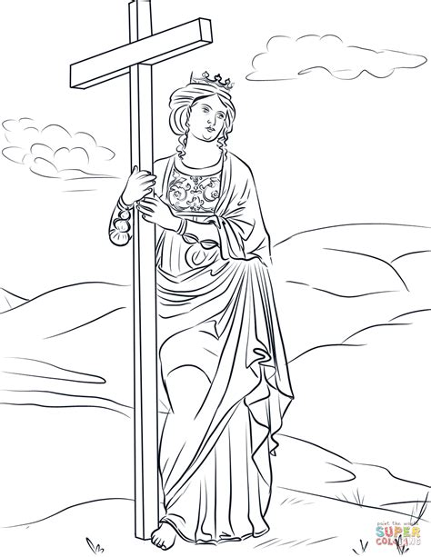 st coloring pages st helena coloring page free printable coloring pages