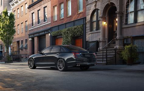 2019 Cadillac Turbo V8 by Blackwing Confirmed As The Name Of The Cadillac 4 2l