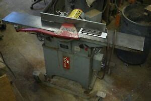 oliver jointer model  bd woodworking machinery  hp