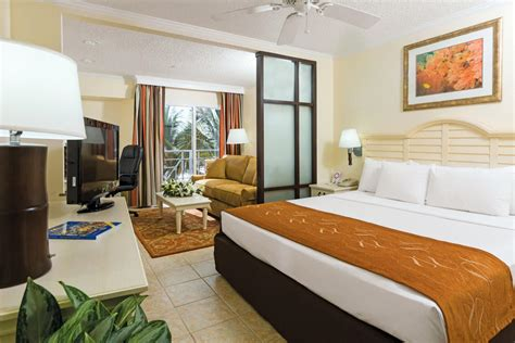 Comfort Inn Suites Bahamas by Nassau Check In Caribbean Getaways Southern Living