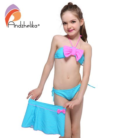 child girl swimwear bikinis aliexpress com buy andzhelika children s swimwear 2017