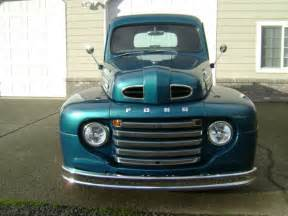 1949 Ford F100 1949 Ford F 100 Premium Custom Paint With Ghost Flames
