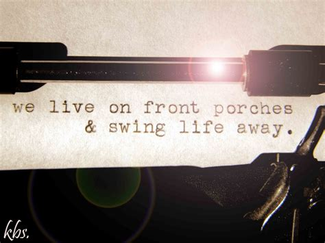 we live on front porches and swing life away 967 best things for embroidery images on pinterest