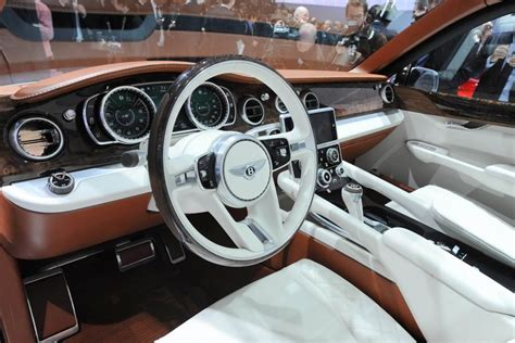 bentley suv 2015 interior the bentley motors guide gentleman s gazette