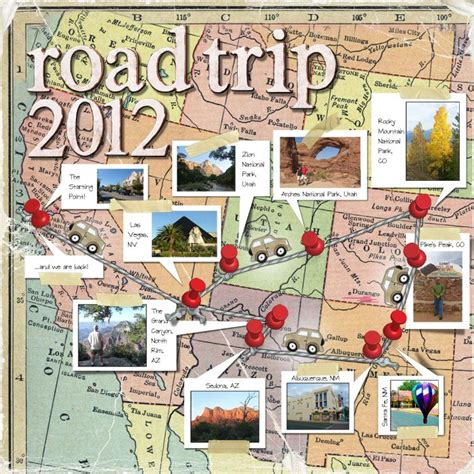 Scrapbook Theme Book Of Firsts by Best 25 Road Trip Theme Ideas On All Car