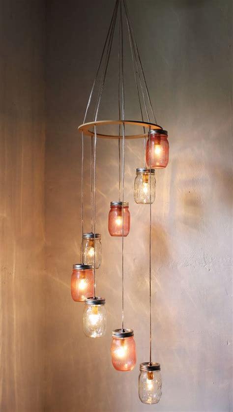 Turning Mason Jars Into Light Fixtures How To Make Jar Light Fixture