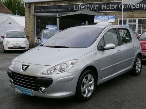 peugeot automatic for sale used peugeot 307 2007 automatic petrol 1 6 s 5 door auto