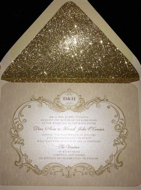 Paper To Make Invitations - white and gold white and gold invitation paper