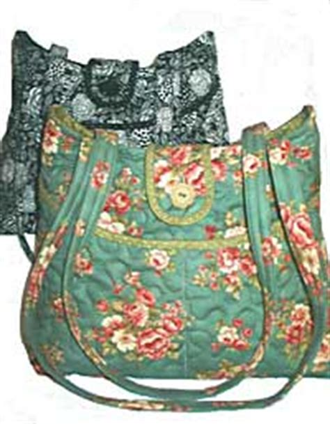 Patterns For Quilted Purses by Patterns For Quilted Bags 171 Free Patterns