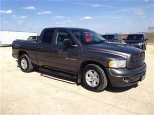 Used Cars And Trucks 1500 2002 Dodge Ram 1500 Grey Fedoruk S Used Cars And