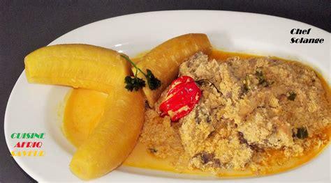cuisine camerounaise recettes de cuisine camerounaise