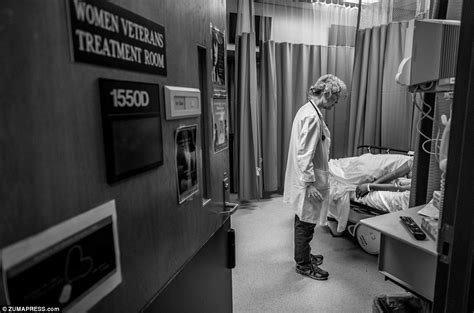 And White Emergency Room by The Battle Within Sexual Violence In America S