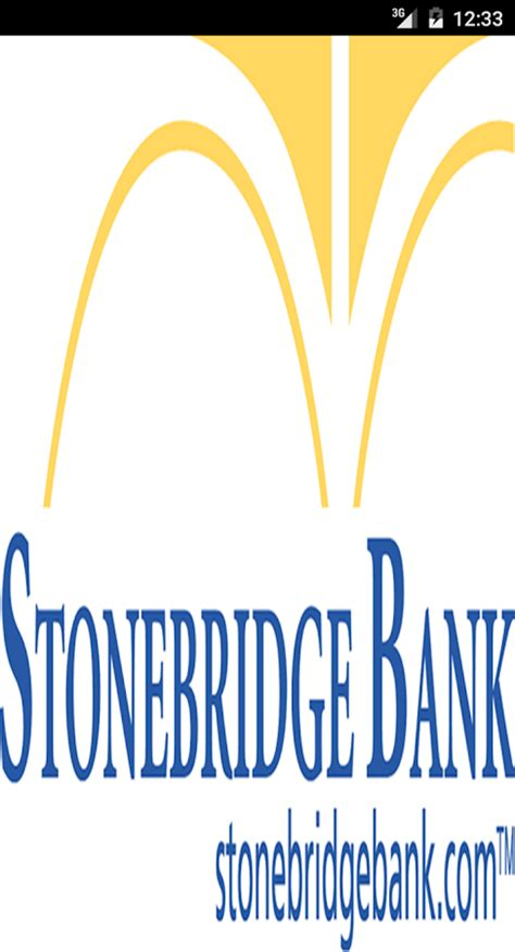 stonebridge bank access on the go android apps on play