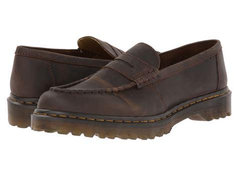 doctor marten loafers dr martens mabbott loafer aztec rugged