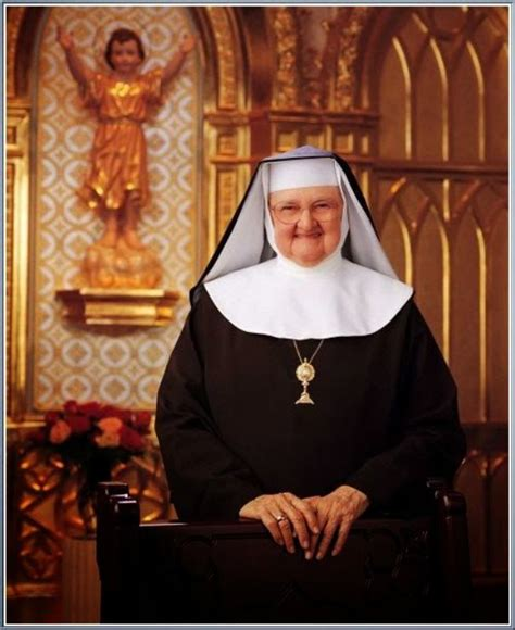 biography mother angelica mystics of the church mother angelica s two miraculous