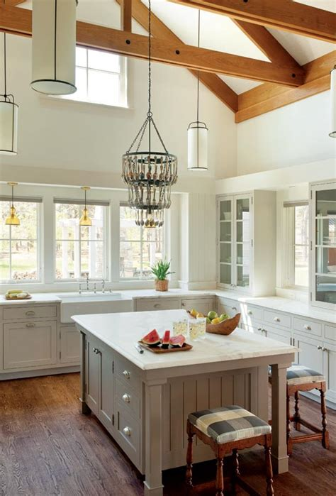 how to make old kitchen cabinets look better 6 ways to make a new kitchen look old old house online