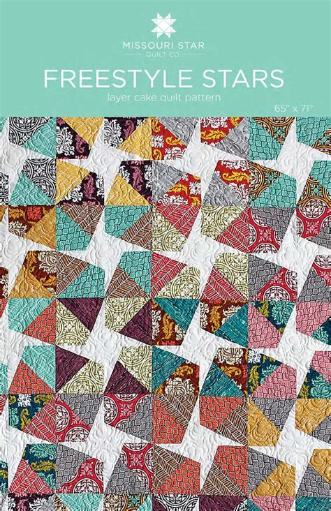 Free Style Quilting by Digital Freestyle Quilt Pattern Msqc