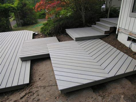 exterior design and decks outdoor decks and deck designs deck building types designs and