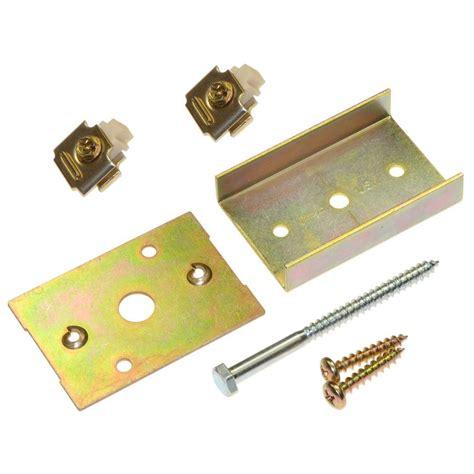 Pocket Door Kit by Johnson Hardware 1555 Converging Pocket Door Kit 1555ppk3