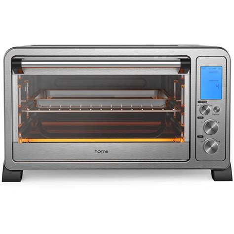 Can Oven Toaster Be Used For Baking home 6 slice convection toaster oven cooking gizmos