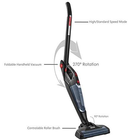 Handheld Or Normal Vacuum Cleaner 2200mah deik vacuum cleaner 2 in 1 cordless vacuum cleaner high power lasting 22 2v 2200mah li