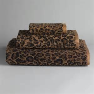 Leopard print towels dream house pinterest leopard