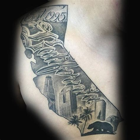 ca tattoos designs 100 california designs for pacific pride ink