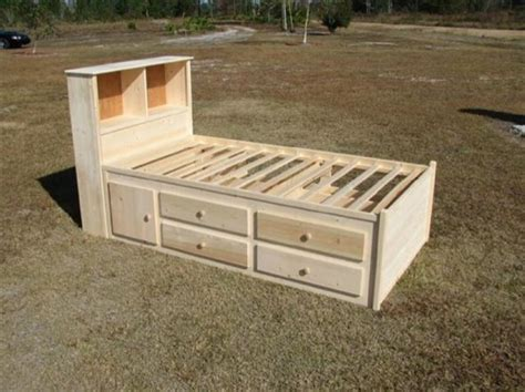 captains bed plans captains bed on pinterest beds storage beds and beds with