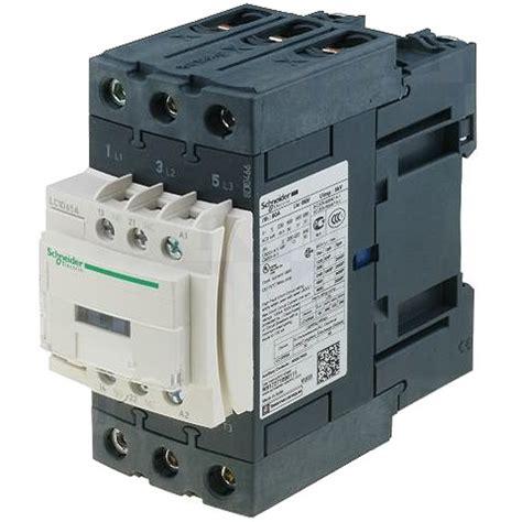 Contactor Lc1d50am7 Schneider schneider electric lc1d50am7 3p 50a 220 50 60