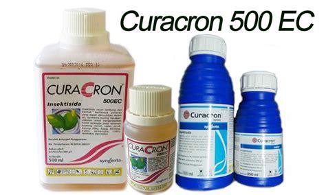 keunggulan insektisida curacron  ec