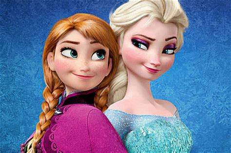 film animat frozen 2 e oficial disney lucreaza la frozen 2