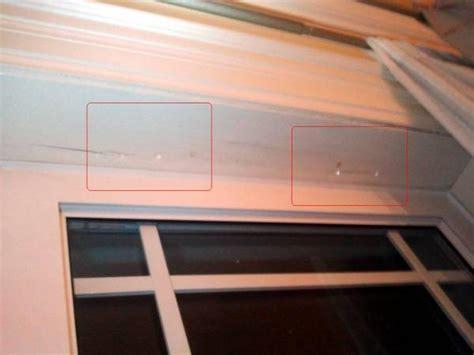 Garage Door Leaks Window Top Leaks At Windy Doityourself Community Forums
