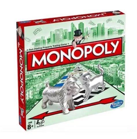 Promo Monopoly Monopoli The Original new hasbro classic monopoly board ga end 9 16 2019 6 31 pm