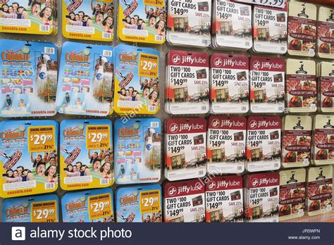 Wholesale Walmart Gift Cards - gift cards display stock photos gift cards display stock images alamy