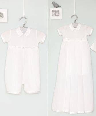 Set Romper 2in1 17 best images about boys convertible christening gowns on