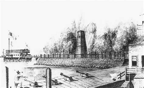 clinton ny castle clinton anticipating the war of 1812