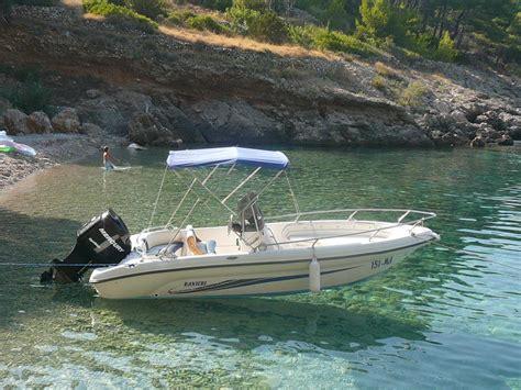 speed boat rental tucepi boat rent speed boat rentals