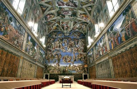 Michael Angelo Ceiling by The Agony And The Ecstasy Michelangelo S Sistine Chapel