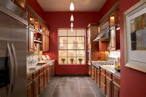 galley kitchens are efficient and stylish