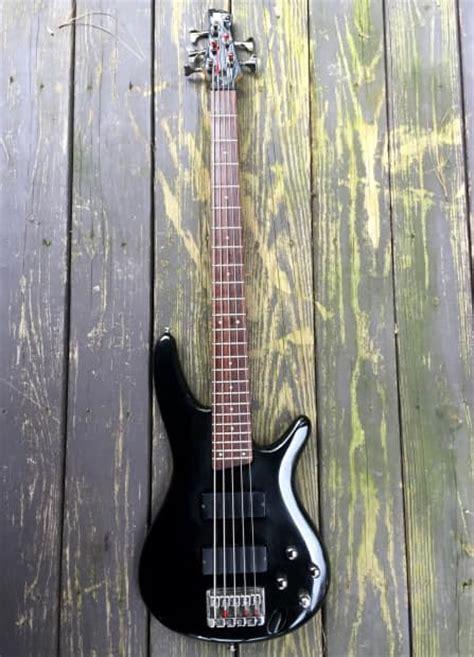 Gitar Bass Sdgr 5 String 10 ibanez soundgear five 5 string bass guitar sr 405 sr405 reverb