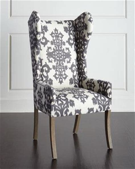 Grey And White Chair Barbara Barry White Tufted Furniture