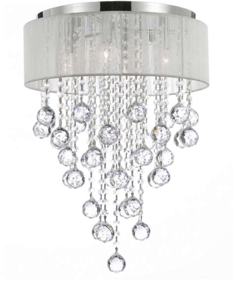 Chandeliers With Shades And Crystals 10 Stunning Chandelier Lights Oh My Creative
