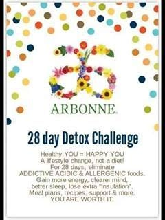 72 Hour Hold For Detox Ny by Member News Detail Arbonne 28 Day Detox Challenge