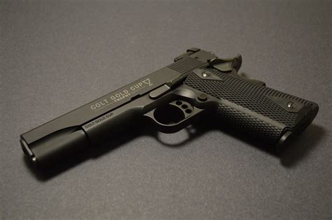 22 Best Images About colt walther 1911 gold cup 22 lr review