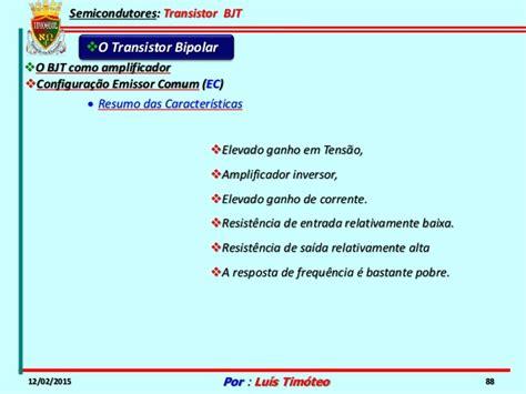 transistor bipolar base comum transistor npn emissor comum 28 images como 233 obtido o movimento obl 237 quo nos circuitos