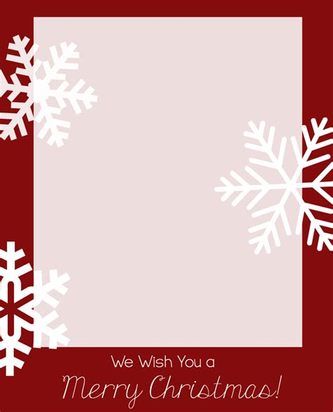 personalized cards template free card templates